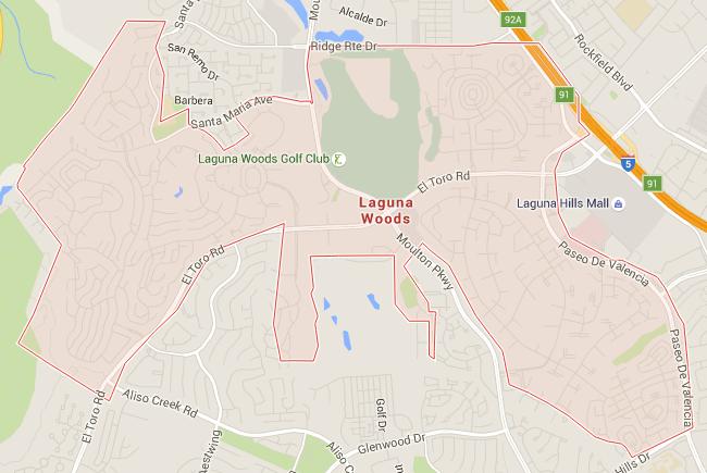 Map for Scott English Plumbing experts in Plumber in Laguna Woods