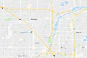 Anaheim geo-tagged map