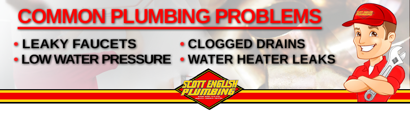 Scott English plumbing pages banner image