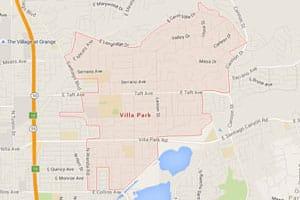 Villa Park Map Img
