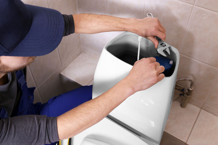 improve your toilet flushing power