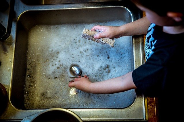 clogged kitchen sink orange county ca