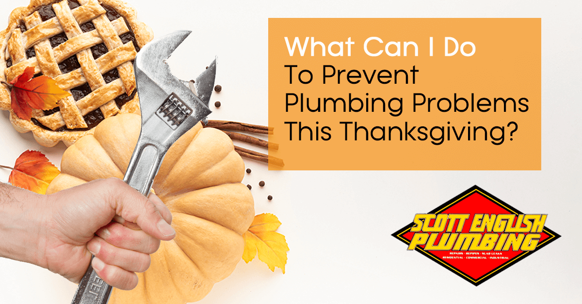 How to prevent Thanksgiving plumbing problems featured image