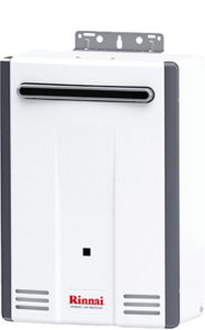 white rianni instant hot water heater
